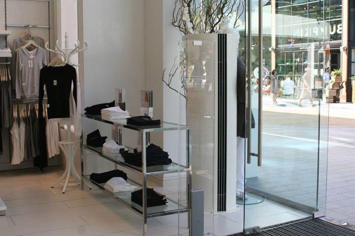 Système de sécurité pour commerces et magasins