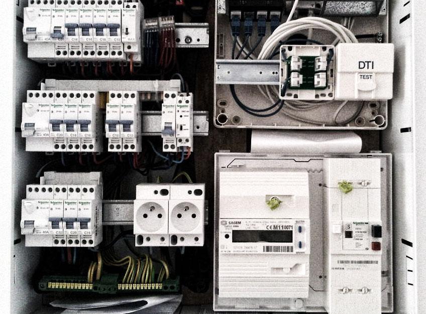 Trouver un électricien dans Rennes métropole