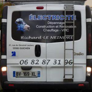 electricien rennes metropole