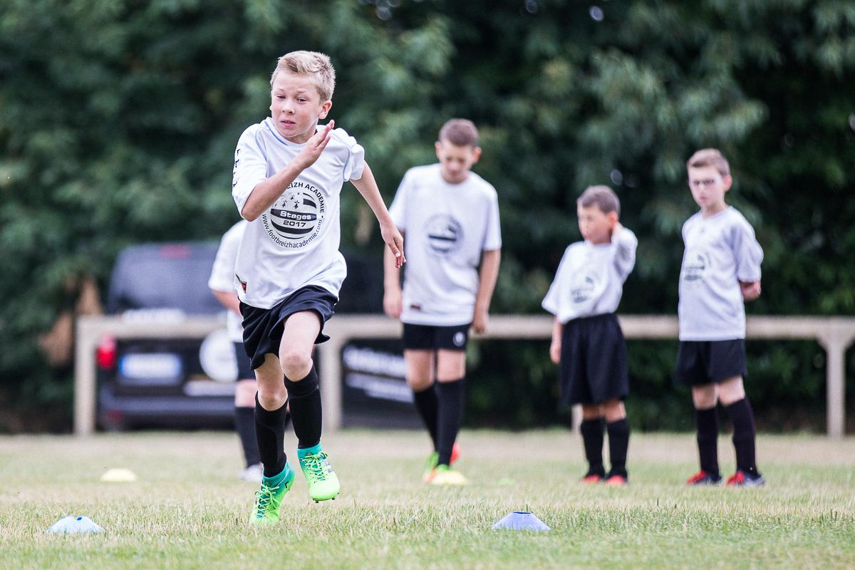 La foot Breizh Académie, une référence en Bretagne